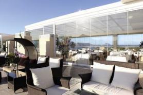 Španělský hotel Sun Palace Albir s terasou