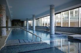 Španělský hotel Sun Palace Albir s vnitřním bazénem