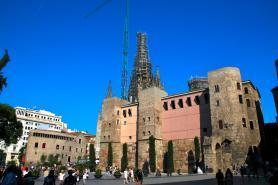 Druhá část seriálu pro návštěvníky Barcelony