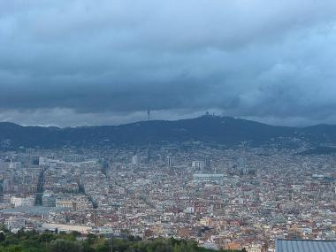 Návštěva Barcelony, část 1 #Cestování