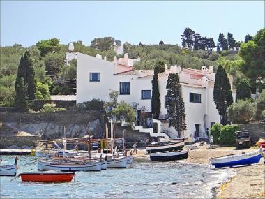Casa-Museu Salvador Dalí v Portlligatu