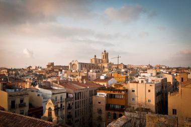 Španělské město Tarragona
