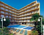 Costa Brava a hotel Volga s bazénem