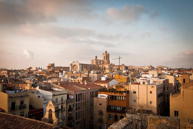 Návštěva Tarragony